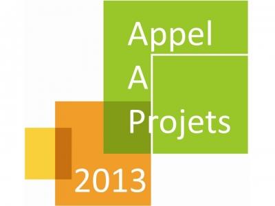 Résultats des appels à projets 2013